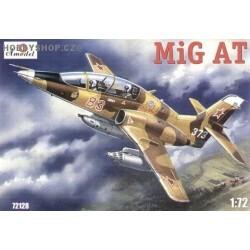 MiG-AT - 1/72 kit