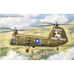 Piasecki H-25A Army Mule - 1/72 kit