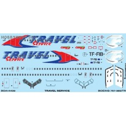 Boeing 767-300 Travel Service - 1/144 decal
