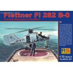 Flettner Fl 282B-0 - 1/72 kit