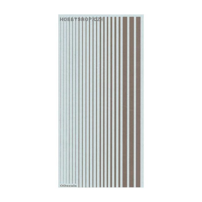 Tan (F.S.30219) Slim Strips