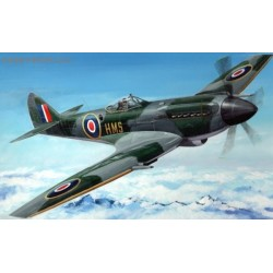 Supermarine Spitfire Mk.XIVe - 1/72 kit