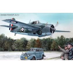 Grumman G-36 - 1/72 kit
