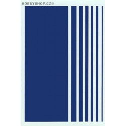 Stripes - blue