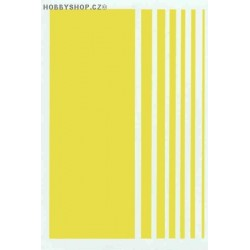 Stripes - yellow