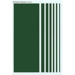 Stripes - green