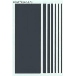 Stripes - grey