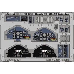 Hawk T1 Mk.53 interior S.A. - 1/32 ZOOM PE set