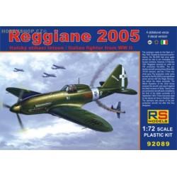 Reggiane Re.2005 - 1/72 kit