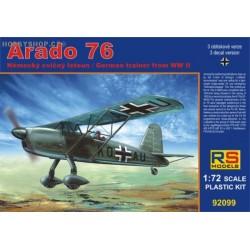 Arado Ar 76 in A/B - 1/72 kit