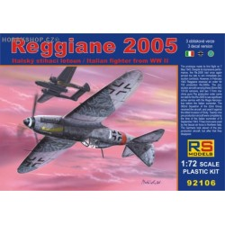 Reggiane Re.2005 What If - 1/72 kit