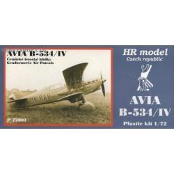 Avia B-534/IV CLH - 1/72 kit