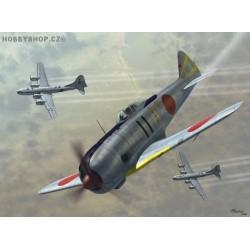 Ki-44-II Shóki / Tojo - 1/72 kit