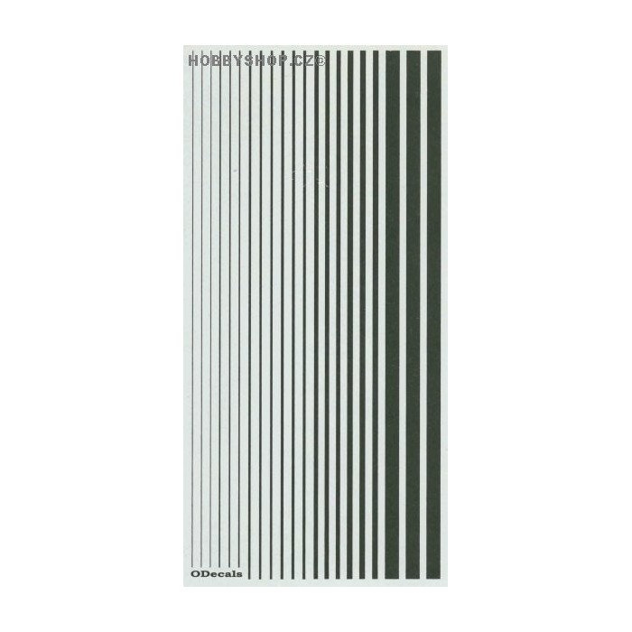 Forrest Green (F.S.34127) Slim Strips