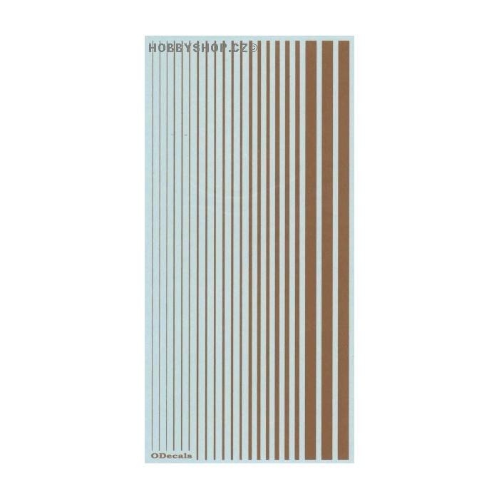 Sand Yellow (F.S.10371) Slim Strips