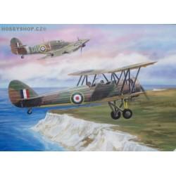 Avro 621 Tutor In War - 1/72 kit