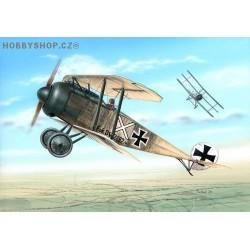 Fokker D.V - 1/48 kit