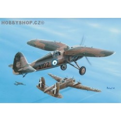PZL P-24F/G Greek Defender - 1/72 kit