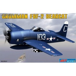 Grumman F8F-2 Bearcat - 1/72 kit