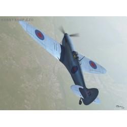 Supermarine Spitfire PR Mk.IV - 1/72 kit