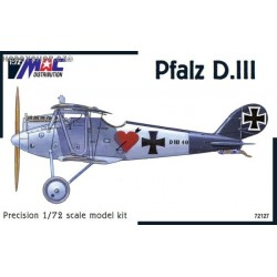 Pfalz D.III - 1/72 kit