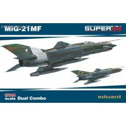 MiG-21MF Dual Combo - 1/144 kit