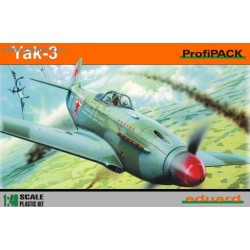 Yak-3 ProfiPACK - 1/48 kit