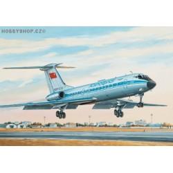 Tupolev Tu-134B Aeroflot - 1/144 kit