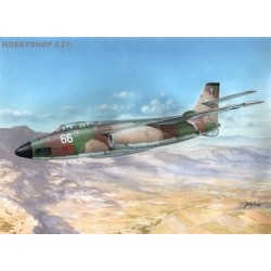 Vautour IIN IDF All Weather Fighter- 1/72 kit