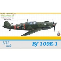 Bf 109E-1 Weekend - 1/32 kit