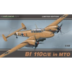 Bf 110C/E in MTO Limited - 1/48 ki