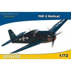 F6F-3 Hellcat Weekend - 1/72 kit