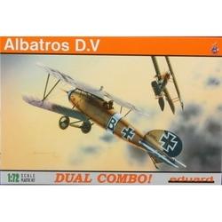 Albatros D.V DUAL COMBO - 1/72 kit