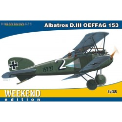 Albatros D.III OEFFAG 153 Weekend - 1/48 kit