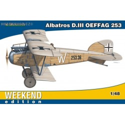 Albatros D.III OEFFAG 253 Weekend - 1/48 kit