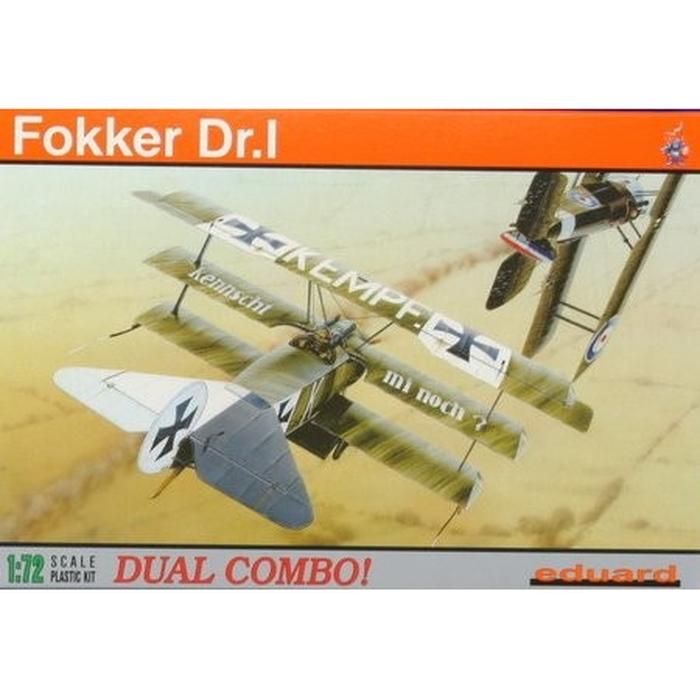 Fokker Dr.I DUAL COMBO