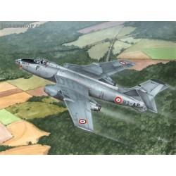 Vautour IIB Armée de l'Air Jet Bomber - 1/72 kit