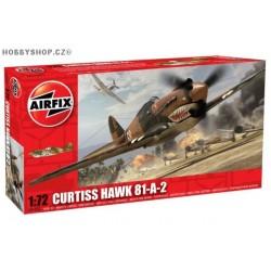 Curtiss P-40B / Hawk 81-A-2 - 1/72 kit