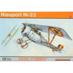Nieuport Ni-23 DUAL COMBO - 1/72 kit