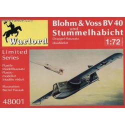 BV 40 & Stummelhabicht - 1/72 kit