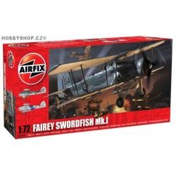 Fairey Swordfish - 1/72 kit
