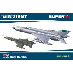 MiG-21SMT Dual Combo - 1/144 kit