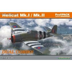 Hellcat Mk.I / Mk.II Dual Combo - 1/72 kit