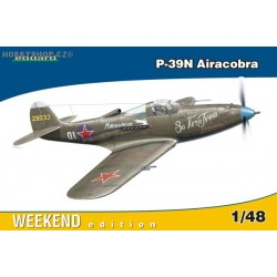 P-39N Airacobra Weekend - 1/48 kit
