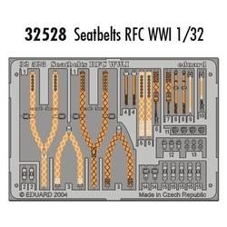 Seatbelts RFC WWI - Painted - 1/32 PE set
