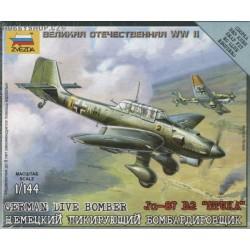 Junkers Ju 87B-2 Stuka - 1/144 kit