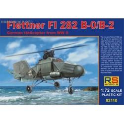 Flettner Fl 282B-0/B-2 - 1/72 kit