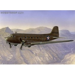C-33 / C-39 US Army Transport Plane - 1/72 kit