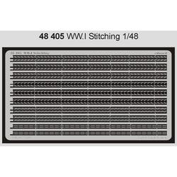 WWI Stitching - 1/48 PE set
