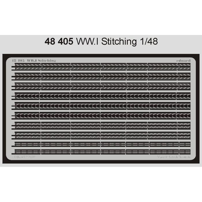 WWI Stitching